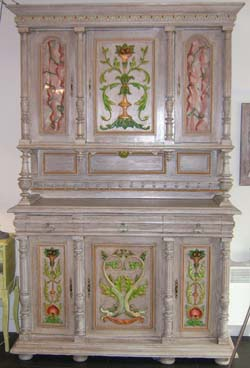 Gallerie photos meubles peints - Photos de meubles repeints ...